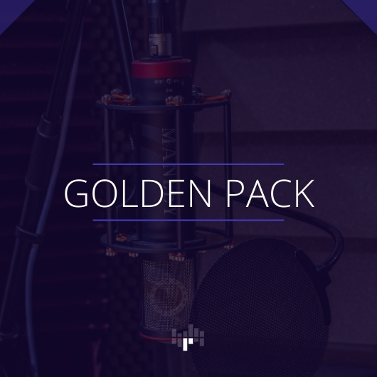 Golden pack