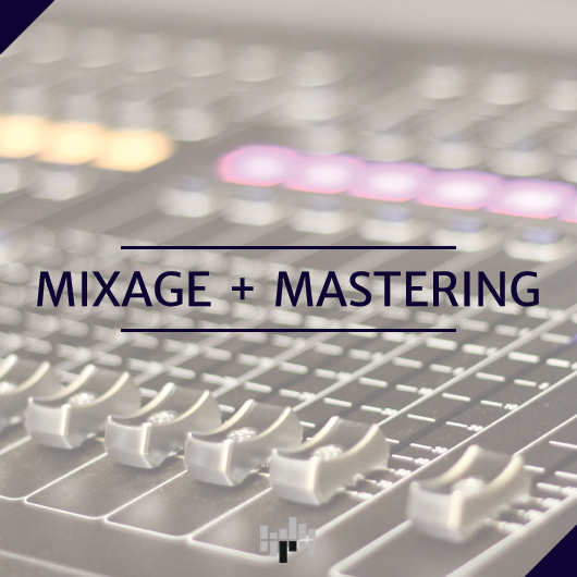 Mixage + mastering au titre