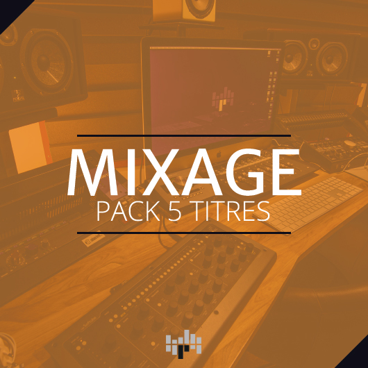 Mixage pack 5 titres