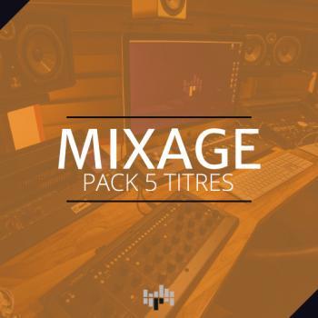 mixage en ligne pack 5 titres