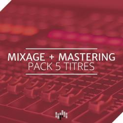 mixage et mastering studio