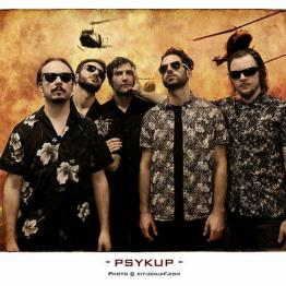 Psykup, musicien/groupe de métal