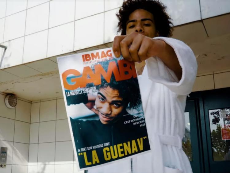 Gambi artiste rappeur